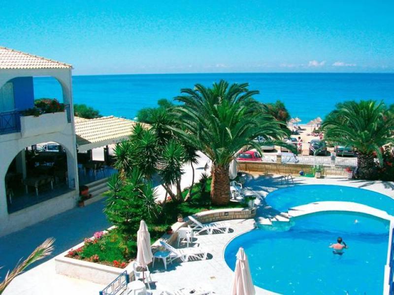 Appartementen Vrachos Beach - Vrachos - Preveza